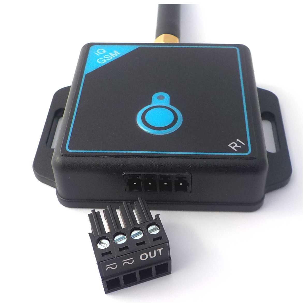 GSM klíč / GSM relé / GSM ovládání iQGSM-R1