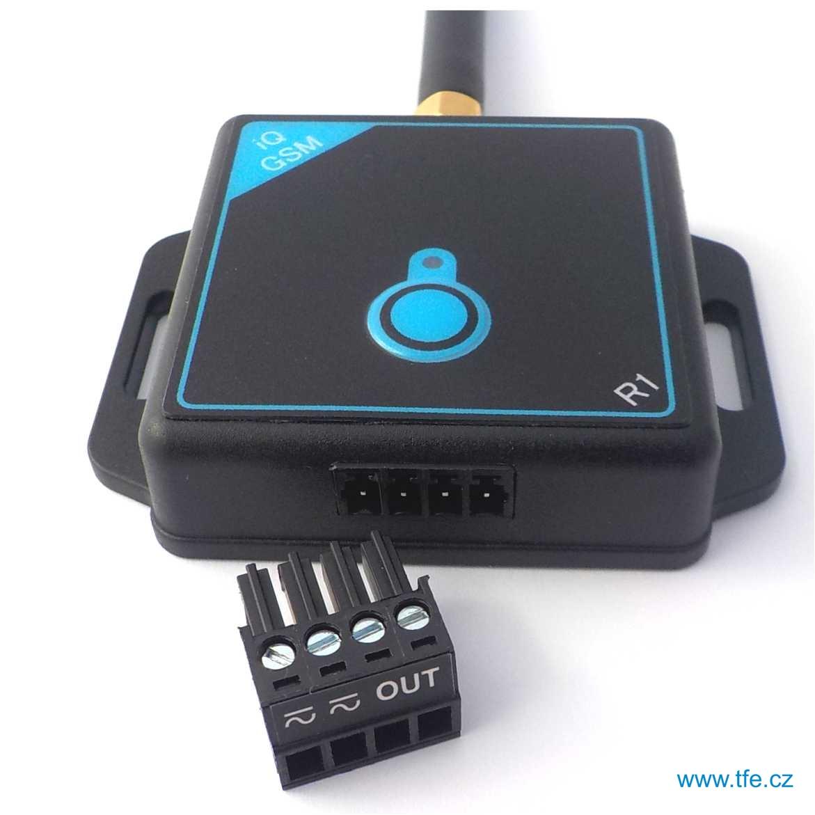 GSM klíč iQGSM-R1 pro 10 uživatelů
