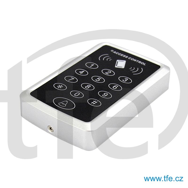 Přístupový systém s klávesnicí a čtečkou RFID ACK1F