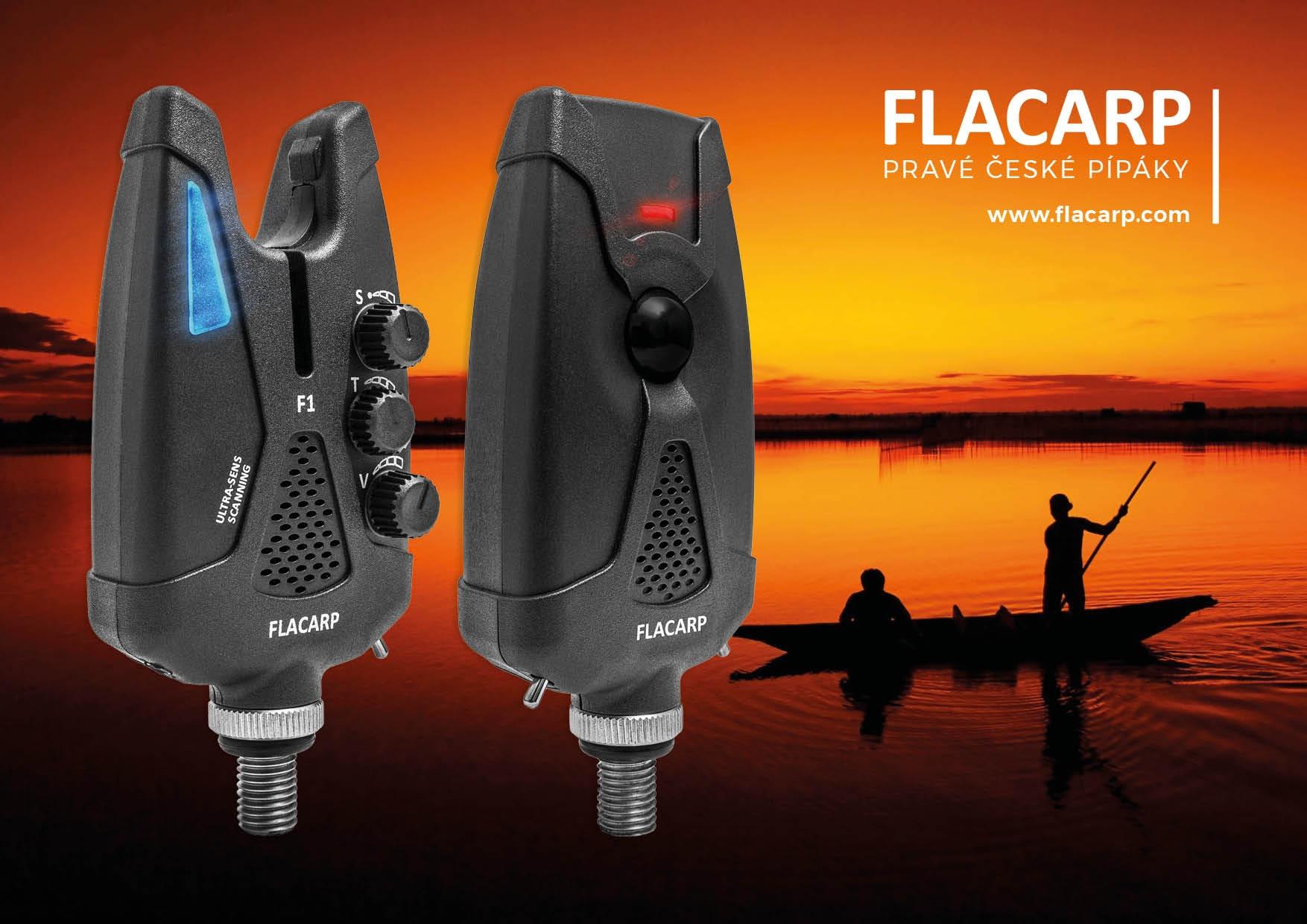 Pohybové čidlo FLACARP, oboustranné AL2