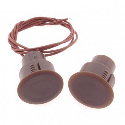 Magnetický spínač MS-04, válcový, vnitřní i venkovní použití