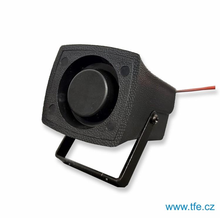 Mini siréna 12V s kolísavým tónem SIRENA1