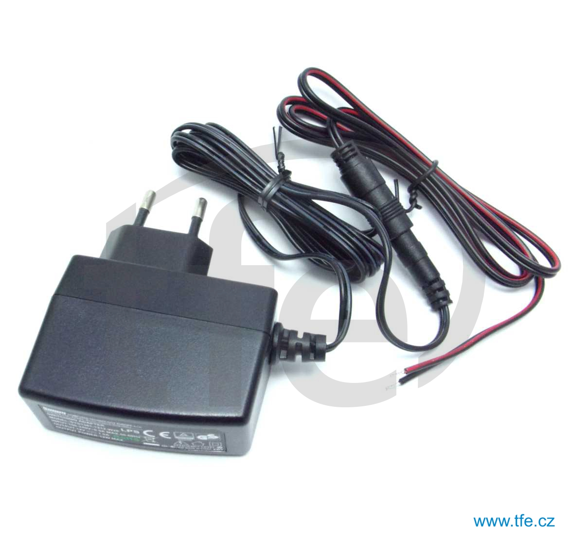 Nápajecí zdroj (adaptér) 12V / 1A NZ1212