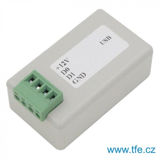 Převodník Weigang26/34 - USB (WG-USB)