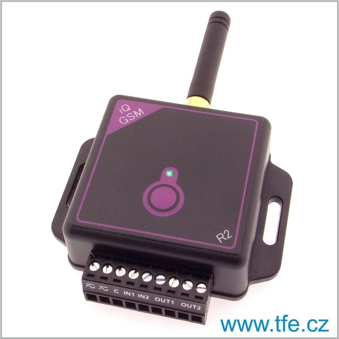 GSM klíč, GSM relé iQGSM-R2